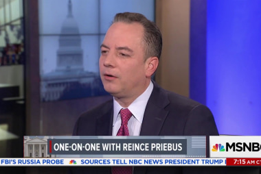 One on One with Reince Priebus