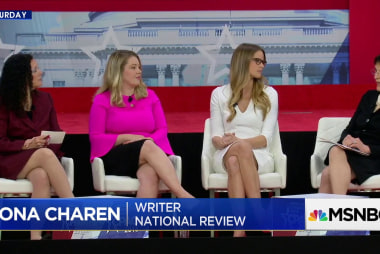 Woman booed at CPAC highlights GOP's gender problem