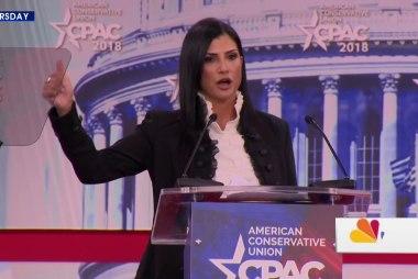 Conservatives break with law enforcement over guns