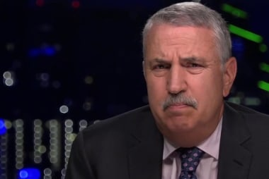 Thomas Friedman's 'code red' warning about Trump