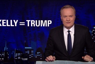 Lawrence: Why John Kelly is exactly the same as Trump