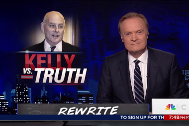 Rewrite: John Kelly picks sides in Trump v. truth
