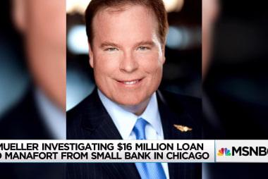 Banker's divorce could expose role in Manafort Trump scandal