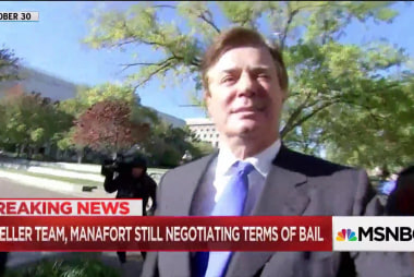 New Manafort fraud allegation could be product of flipped witness