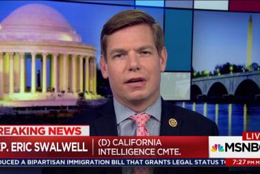 Swalwell: GOP leaks designed to tip off Trump