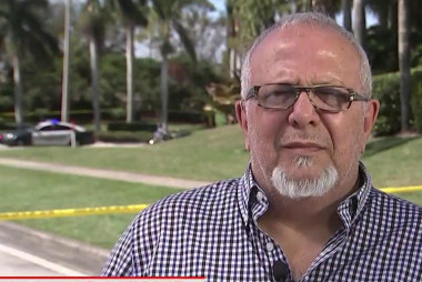 Father of student in Florida shooting:  'Frustrated and angry'