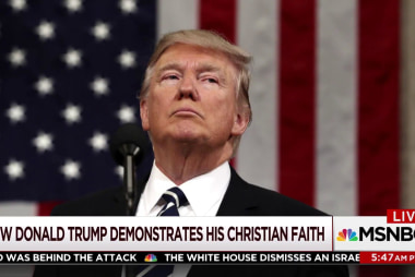 David Brody: Trump has been on a spiritual voyage