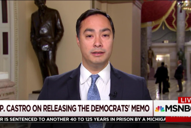 Important for Dems to correct the record: Rep. Castro