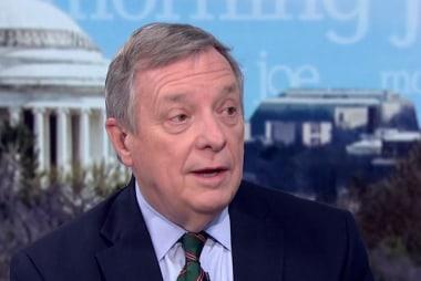 Sen. Durbin warns of approaching DACA deadline
