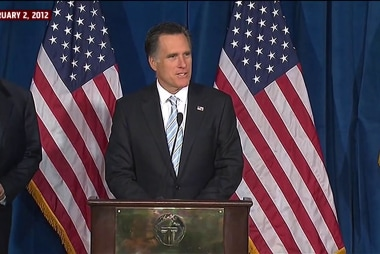 Joe: WH makes smart move in Romney support