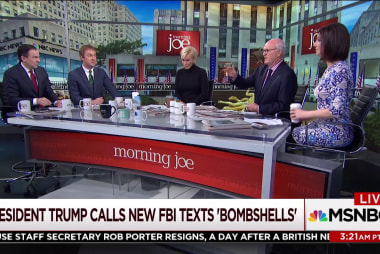 Barnicle: The real story is 'Russia is winning'
