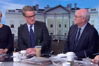 Joe: Who are the people booing John McCain?