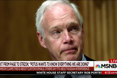 Joe: Sen. Johnson keeps spitting out conspiracy theories