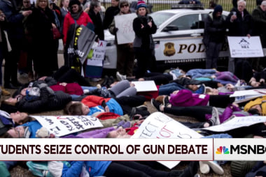 Can students be the voice for change in gun debate?