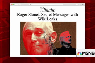 Trump adviser communicated with WikiLeaks in '16