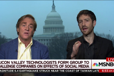 Silicon Valley begins warning about social media