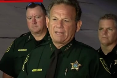 Florida Sheriff: 17 people dead in school shooting