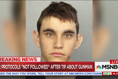 FBI: Protocols 'not followed' after we received a tip about shooter in January