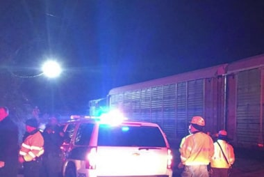 South Carolina train crash results in at least 2 deaths