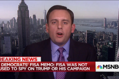 Democrats release response to GOP FISA Memo