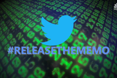 #ReleaseTheMemo campaign pushed by Russian backed accounts