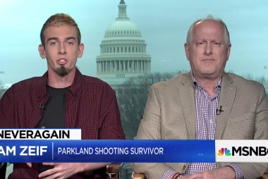 Parkland survivor: Arming teachers 'absurd,' don't need classroom shootouts