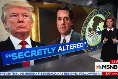 Fmr. Watergate Atty on Memo: It's a cheap political stunt