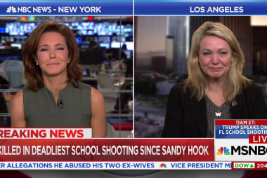 Sandy Hook mom calls for legislation after FL HS shooting