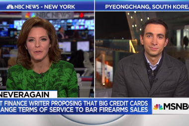 NYT's Sorkin: Banks could step-up in gun control fight