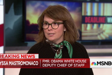 """Fmr. Obama WH Deputy COS: Kelly's clearance memo """"doesn't do anything"""""""
