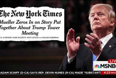 Inside the White House scramble after the Trump Tower meeting revelation