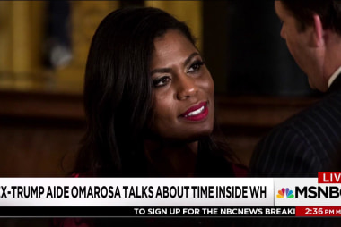 How serious were Omarosa's 'Big Brother' comments about the Trump WH ?