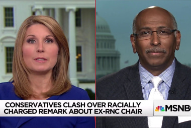 Fmr. RNC Chair Michael Steele responds to racially charged CPAC remark