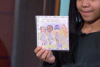 Maria Lord Designs creates unique greeting cards