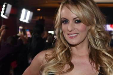 AP: Porn star Stormy Daniels feels free to share Trump story