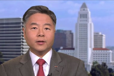 "Rep. Lieu: ""Some bad things happened"" in 2016"