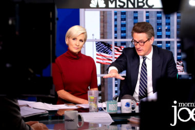 Joe and Mika honored with 'First Amendment' Award