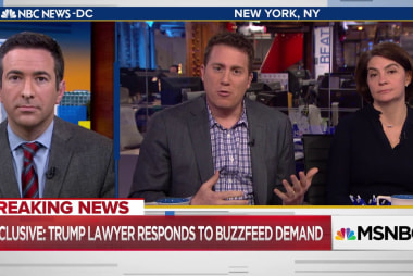 Checkmate: BuzzFeed corners Trump lawyer demanding Stormy docs from WH