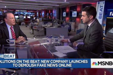 This entrepreneur says he has the secret to stopping fake news on Facebook