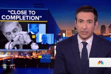 Rosenstein to Trump: No 'justification' to fire Mueller