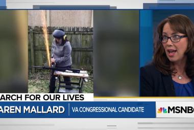 Gun owner describes why she destroyed her AR-15