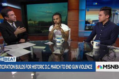 "Parkland survivor: Congress needs to ""get up"" and fix gun violence"