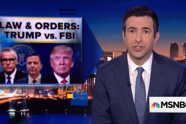 Top DOJ Official: Trump firing McCabe 'suspicious' and 'nonsensical'
