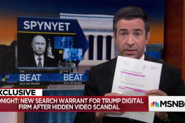 Revealed: secret memo warned Trump data firm about breaking U.S. Law
