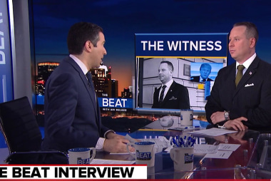 Nunberg: Mueller team asked about Trump lawyer's payment to Stormy Daniels