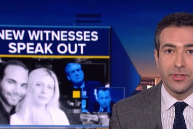 Ari Melber explains why the unprecedented Sam Nunberg interview matters