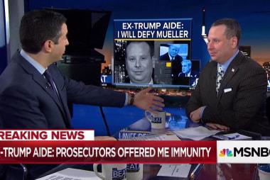 Sam Nunberg: Mueller offered me immunity