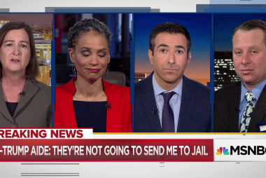 "Sam Nunberg: ""I'm not going to jail"""