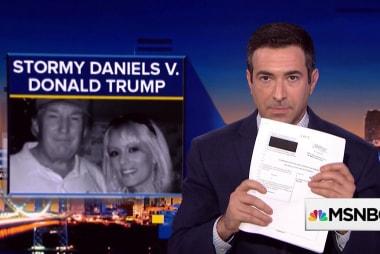 Stormy Daniels won't be silenced by Trump