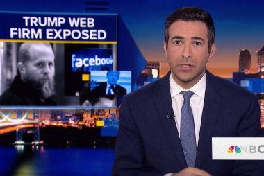 Exposed: Trump digital firm caught on tape touting dirty tricks